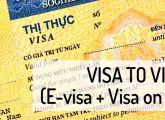 Vietnam Tourist and Business Visa